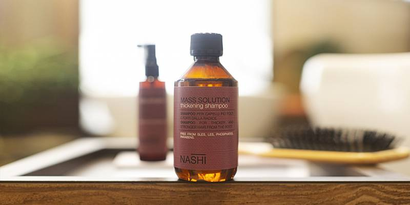 Mass Solution Thickening Shampoo 250 ml