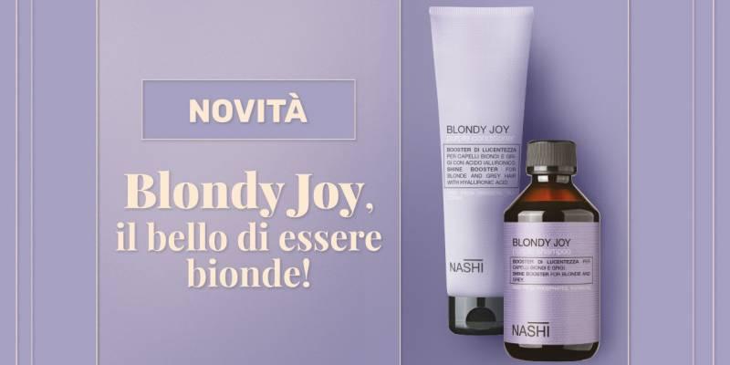 Blondy Joy Purple Shampoo 250 ml