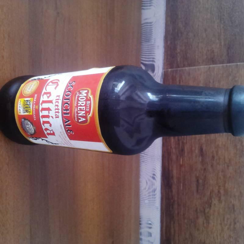 Birra Morena 33cl,  7,6%