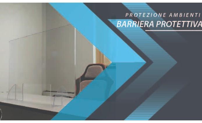 Barriera protettiva modello plus