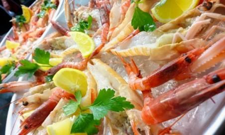 Degustazione del venerdì sul pescato