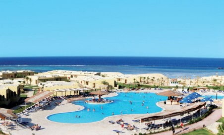 Marsa Alam, Egitto Three Corners Fayrouz Plaza All ....