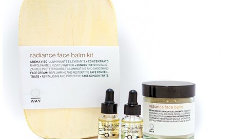 Radiance face balm kit