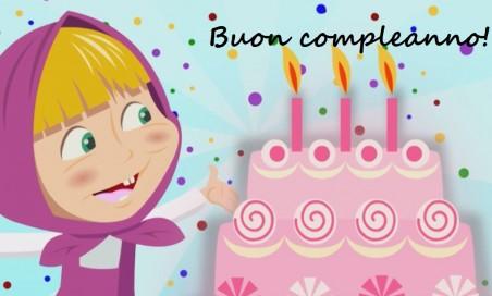 Esprimi un desiderio ...buon compleanno!