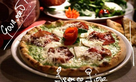 Super offerta pizza gourmet