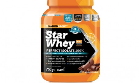 Named sport star whey
