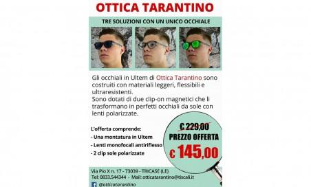 OFFERTA DUPLICATA - Occhiali in Ultem 3  ...