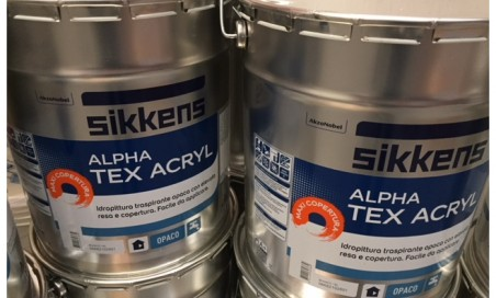 Alphatex acryl sikkens