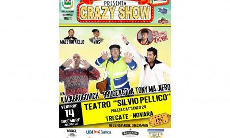 Super offerta biglietti Crazy Show 14 Di ...