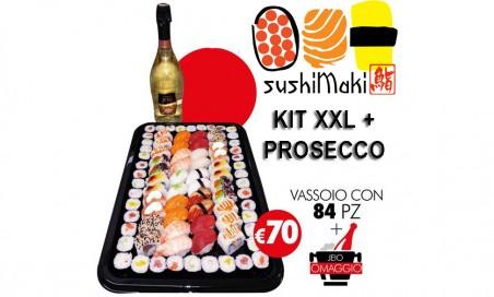 Sushi XXL X 6 da asporto