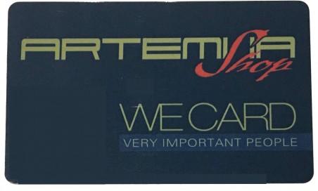 Artemisia shop card GRATUITA