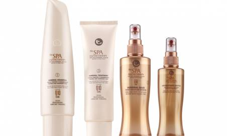 Tecna SPA Kit Renewal Shampoo + Treatment + Mineral bas