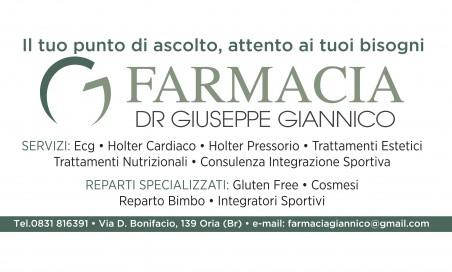 Farmacia Dott.Giannico Oria