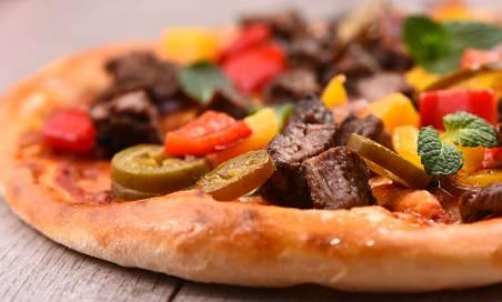 Menu Pizza Gourmet per 2 persone