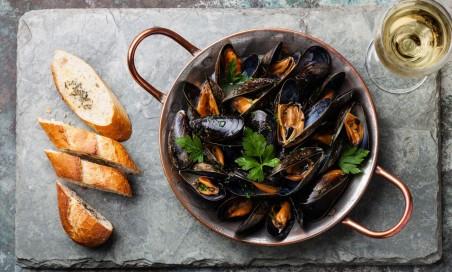 Cena di Pesce e Vino
