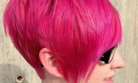 PIXIE CUT con EXTREME COLOR  60€