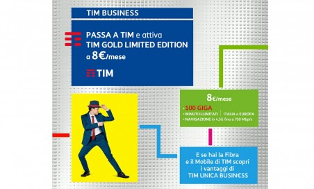 Passa a tim busines